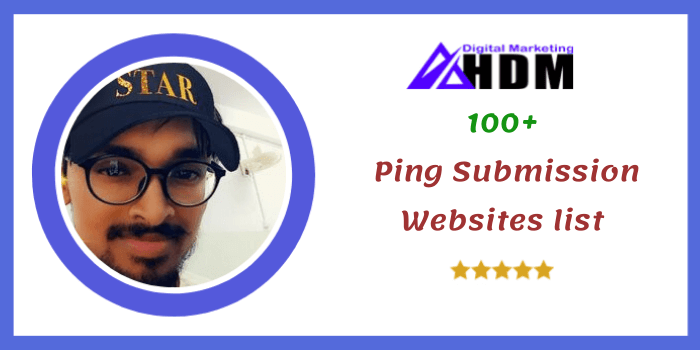 100 ping submission sites list