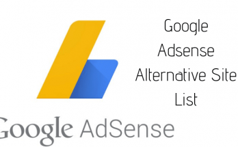 High Paying Adsense Alternatives Site List