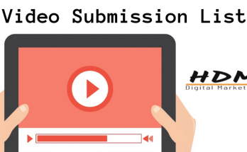 Video Submission Site List