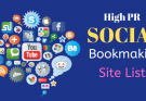 free Social Bookmarking site list