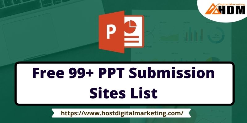 free ppt submission sites list