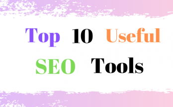 useful top 10 seo tools