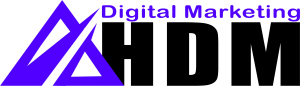 HDM Digital Marketing service Agency Logo