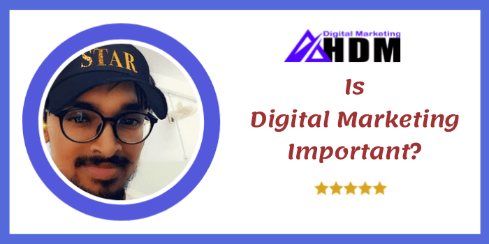 Is Digital Marketing Important image