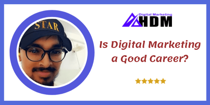 Is Digital Marketing a Good Career on image