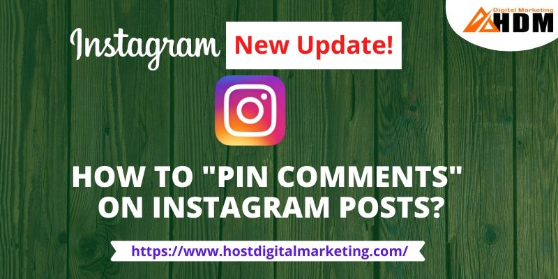 How to Pin Comments on Instagram Posts - Instagram New Update