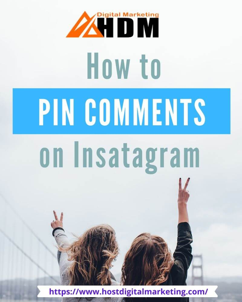 Infographics - How to Pin Comments on Instagram Posts - Instagram New Update