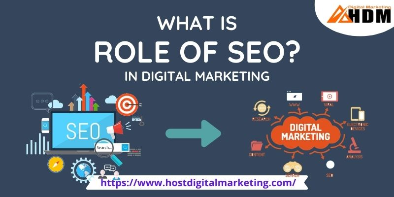 What is SEO/ Search Engine Optimization and what is role of seo in digital marketing?