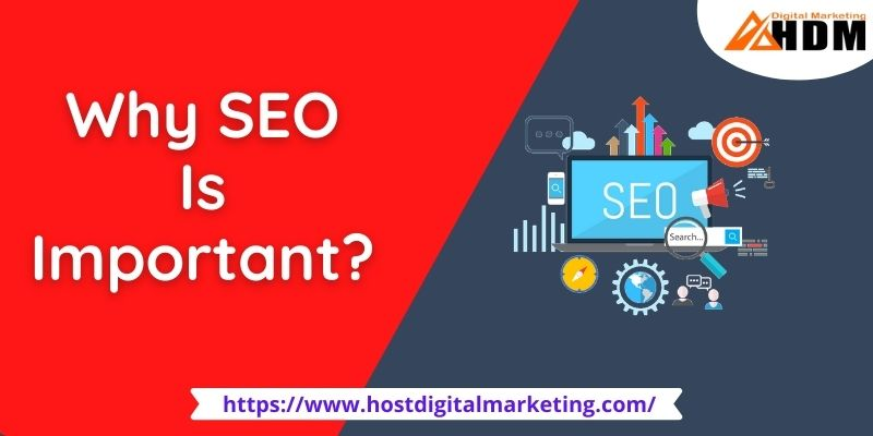 What is SEO/ Search Engine Optimization & Why seo is important?