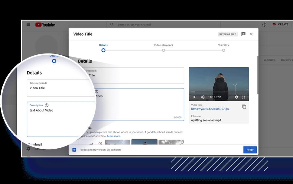 Videly Software Review for YouTube Video SEO hdm