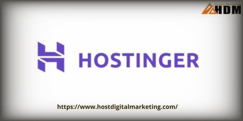 hostinger Best WordPress Hosting in India